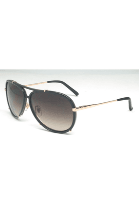 FCUK Womens Plastic Aviator Sunglasses 7222 C2