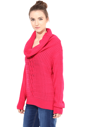 Women Woollen Sweater