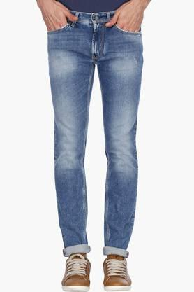 GAS Mens 5 Pocket Stretch Jeans (Anders Fit)