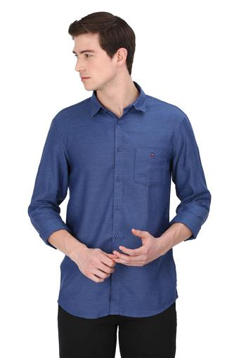 LOUIS PHILIPPE SPORTS -  Navy Shirts - Main