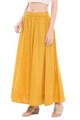 Womens Printed Skirt