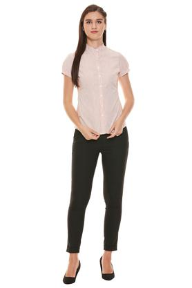 STOP - Black Trousers & Pants - 3