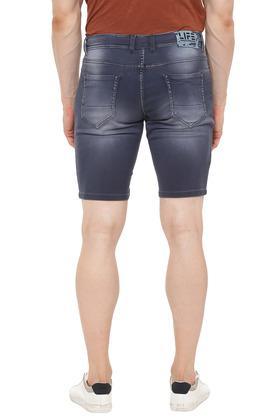 LIFE - GreyMen and Women Shorts - 1