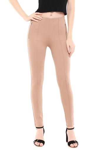 MADAME -  Beige Jeans & Leggings - Main