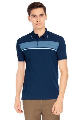 LOUIS PHILIPPE -  NavyT-shirts - Main