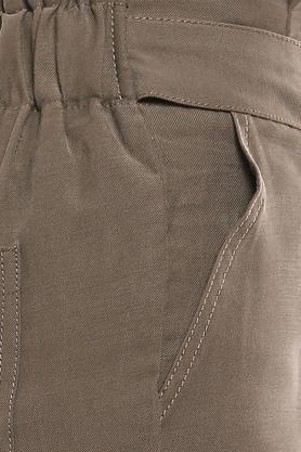 KRAUS - OliveTrousers & Pants - 4