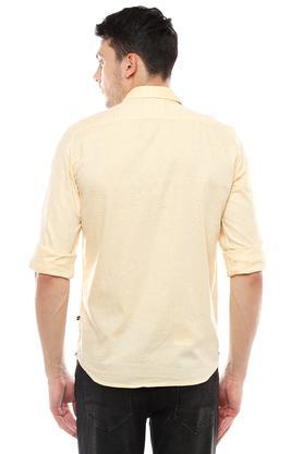 PARX - YellowCasual Shirts - 1