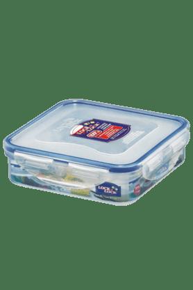 LOCK & LOCKClassics Short Square Food Container - 600ml
