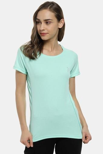 CAMPUS SUTRA -  Sea GreenT-Shirts - Main