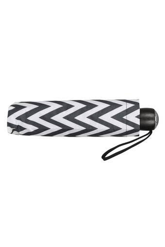 Unisex Aztec Stripe 3 Fold Umbrella