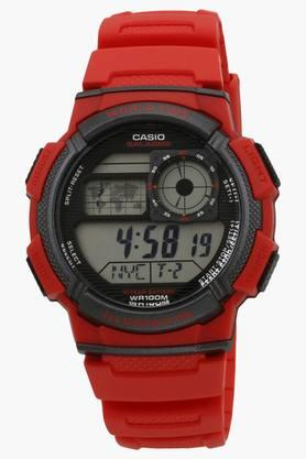 Mens Digital Rubber Watch