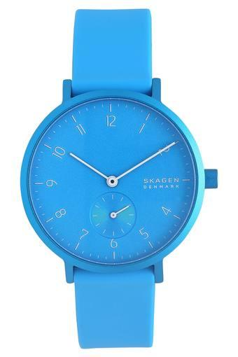 Womens Blue Dial Analogue Watch - SKW2818