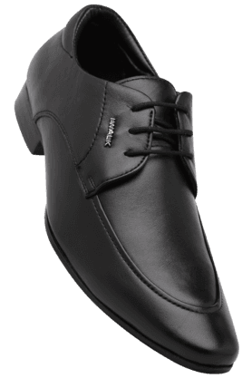 IWALK Mens Leather Lace Up Formal Shoe - 200469600