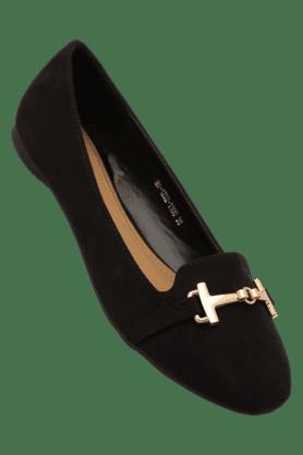 TRESMODEWomens Party Wear Slipon Ballerina Shoe - 9847967