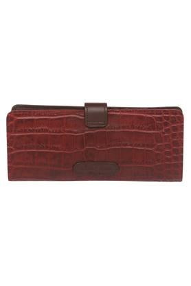 Womens Loop Closure 1 Fold Wallet