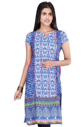 STOP Women Cotton Kurta - 9860657