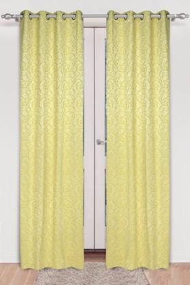IVY - Sage Door Curtains - Main