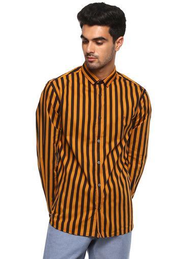 FCUK -  YellowCasual Shirts - Main