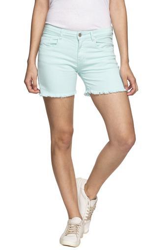 LIFE -  BlueCapris & Shorts - Main