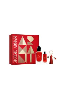Unisex Si Passione Eau de Parfum and Keychain Set
