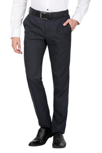 RAYMOND -  GreyCargos & Trousers - Main