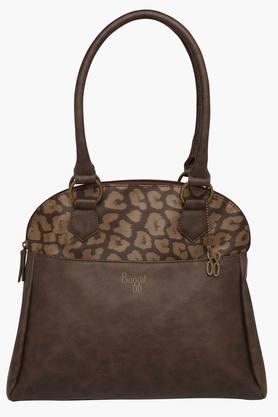 BAGGITWomens Zipper Closure Shoulder Bag
