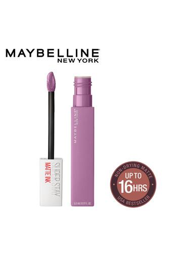 MAYBELLINE -  100 Philosopher ( Purple )Lips - Main
