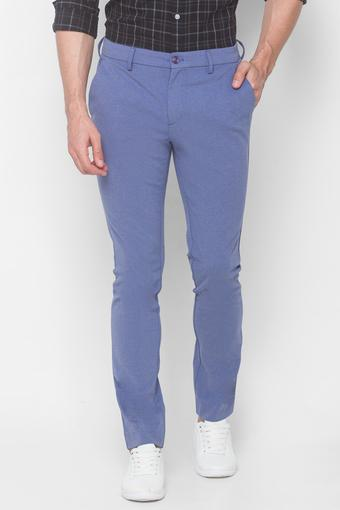 UNITED COLORS OF BENETTON -  BlueCasual Trousers - Main