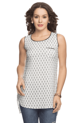 STOP Women Slim Fit Kurta
