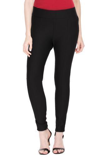 FRATINI WOMAN -  BlackJeans & Leggings - Main