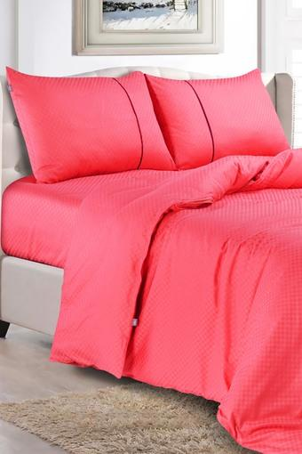 SPREAD -  PinkBed Sheets - Main