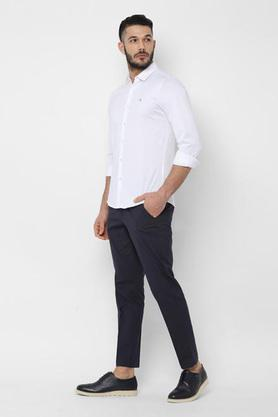 ALLEN SOLLY - WhiteCasual Shirts - 2