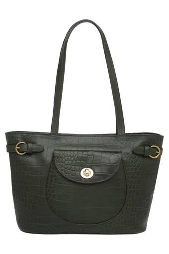 HIDESIGN -  Green Handbags - Main