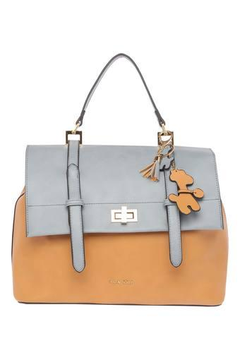 ALLEN SOLLY -  Blue Satchel - Main