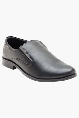RED TAPE Mens Leather Slip On Formal Loafers  ... - 202389594