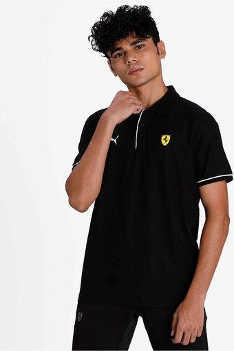 PUMA -  BlackT-Shirts - Main