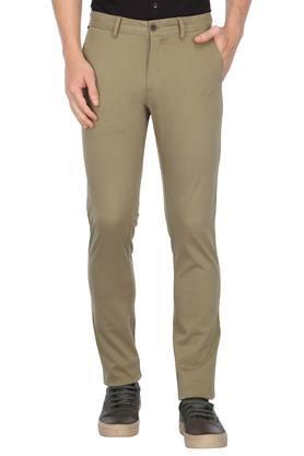 35e38e9d Buy Trousers & Cargo Pants For Men Online   Shoppers Stop
