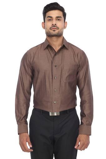 ARROW -  BrownShirts - Main