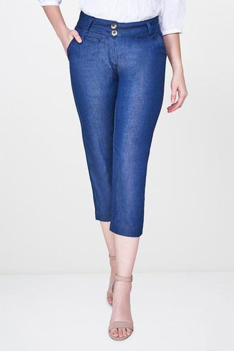 AND -  Dark Blue Trousers & Pants - Main