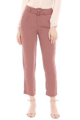 MADAME - Chalk PinkTrousers & Pants - Main
