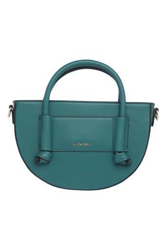 ALLEN SOLLY -  GreenHandbags - Main