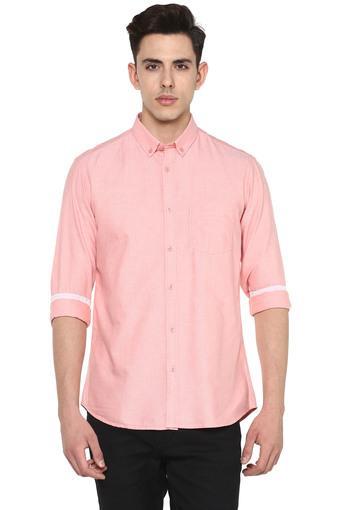VETTORIO FRATINI -  OrangeCasual Shirts - Main