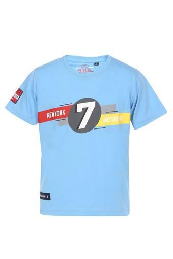 RUFF -  Sky BlueTopwear - Main