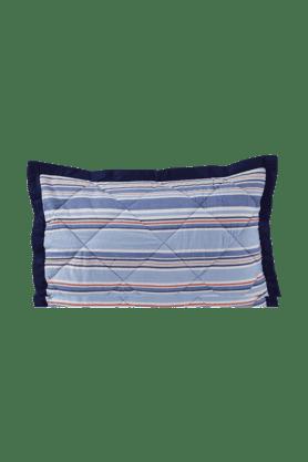 MASPARSailor Stripe Pillow Sham Set (Set Of 2)
