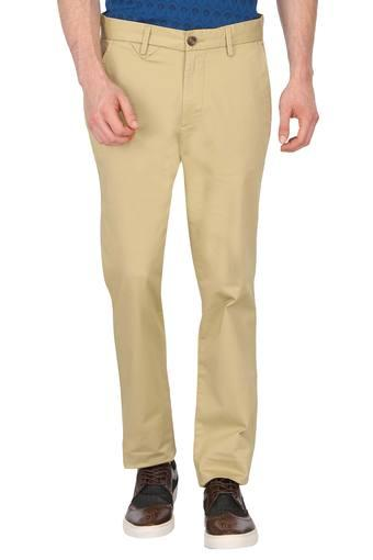 UNITED COLORS OF BENETTON -  OliveCargos & Trousers - Main