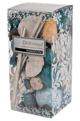 ROSEMOORE Scented Pot Pourri Driftwood