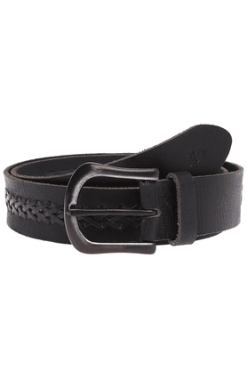 RS BY ROCKY STAR Mens Mix Bostonia Casual Leather Belt