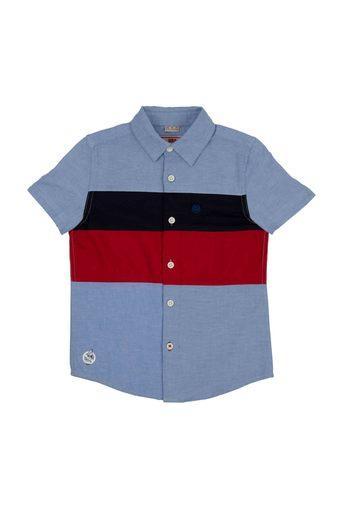 UNDER FOURTEEN ONLY -  BlueShirts - Main