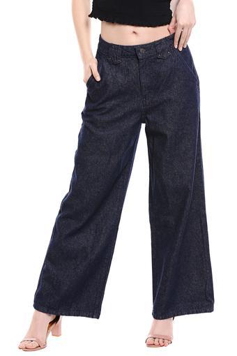 VERO MODA -  Dark BlueJeans & Leggings - Main