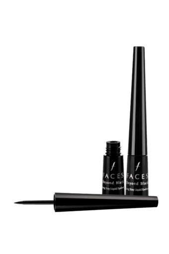 Beyond Black Long Stay Liquid Eye Liner- Black 2.5 ML
